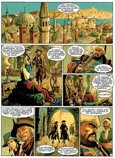 Page 5 le scorpion tome 5 - la vallée sacrée
