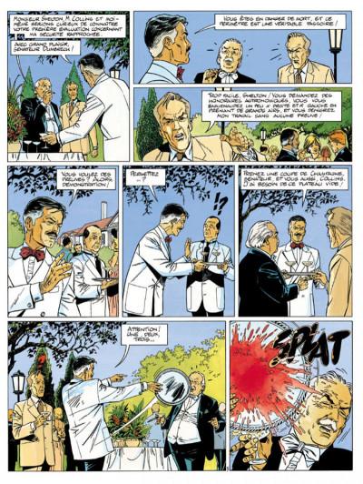Page 3 wayne shelton tome 4 - le survivant