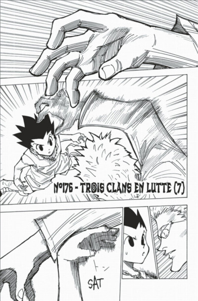 Page 7 hunter x hunter tome 18