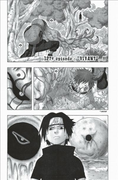 Page 7 naruto tome 15