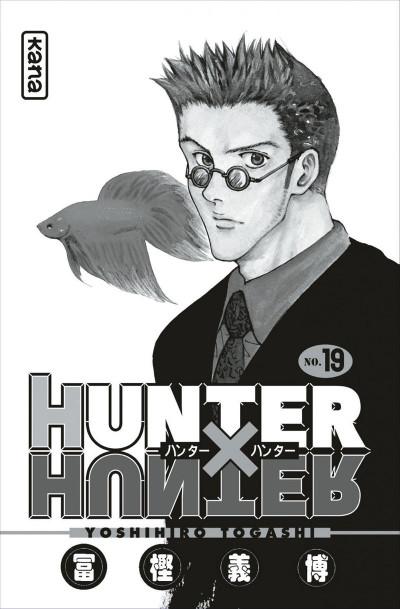 Page 3 hunter x hunter tome 19