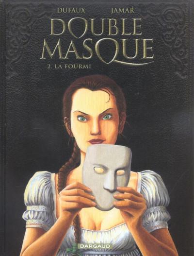 Couverture Double masque tome 2