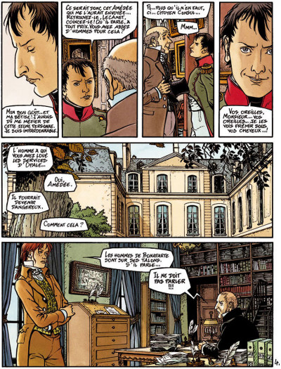 Page 4 Double masque tome 2