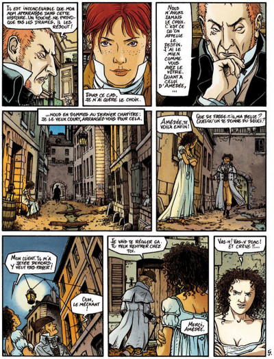 Page 5 Double masque tome 2