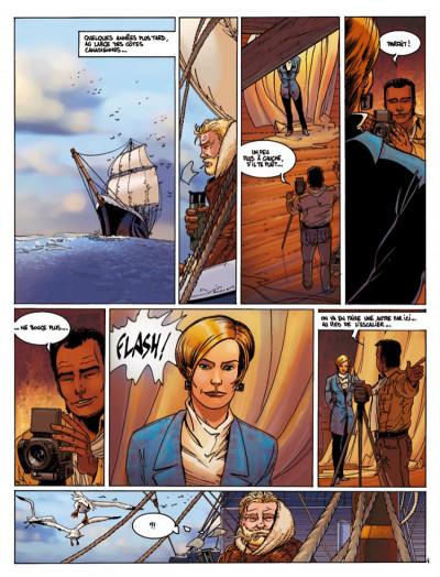 Page 4 imago mundi tome 5 - l'effet babel