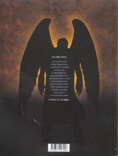 Dos Trois... et l'ange tome 1 - les éphémères