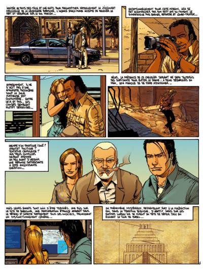 Page 1 imago mundi tome 6 - nom de code babylone