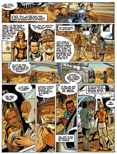 Page 3 imago mundi tome 6 - nom de code babylone