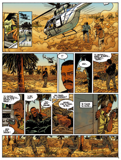 Page 4 imago mundi tome 6 - nom de code babylone