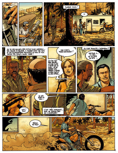 Page 5 imago mundi tome 6 - nom de code babylone