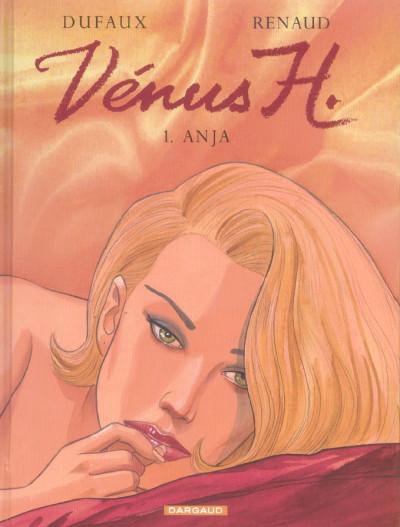 Couverture vénus h. tome 1 - anja