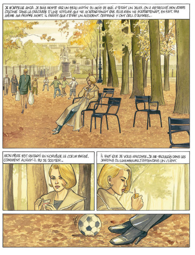 Page 1 vénus h. tome 1 - anja
