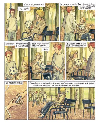 Page 2 vénus h. tome 1 - anja