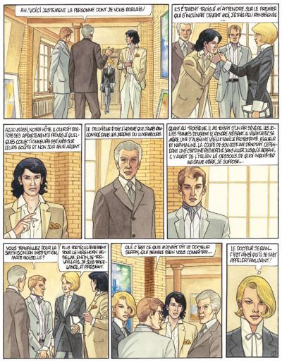 Page 5 vénus h. tome 1 - anja
