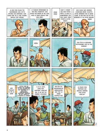 Page 2 dexter london tome 3 - les sources du rouandiz