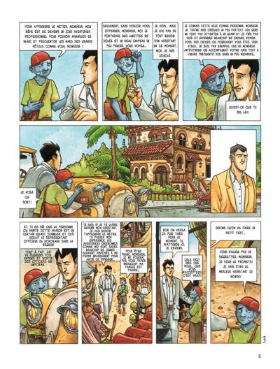 Page 3 dexter london tome 3 - les sources du rouandiz