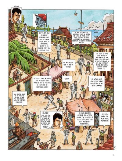 Page 5 dexter london tome 3 - les sources du rouandiz