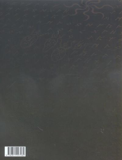 Dos mic mac adam - intégrale tome 1 - le livre noir
