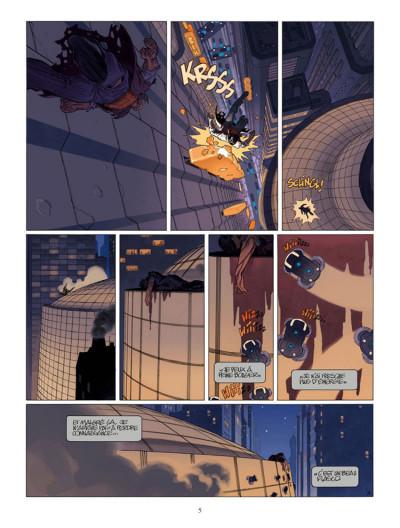 Page 3 ian tome 3 - blitzkrieg