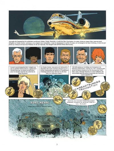 Page 3 xiii tome 17 - l'or de maximilien