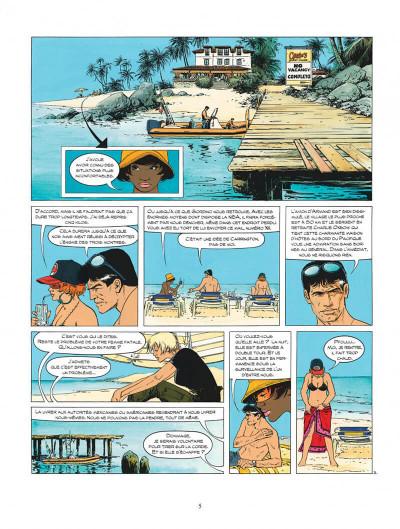 Page 5 xiii tome 17 - l'or de maximilien