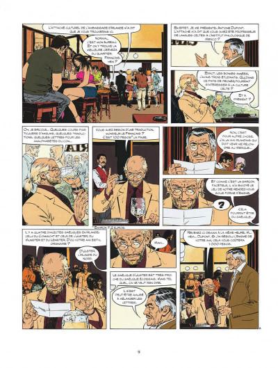 Page 9 xiii tome 17 - l'or de maximilien
