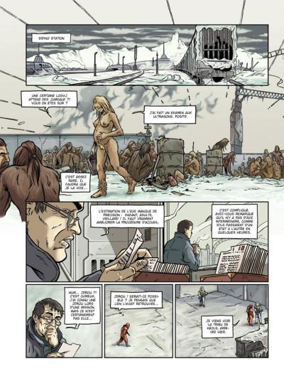 Page 1 la compagnie des glaces - cycle jdrien tome 7 - pietr