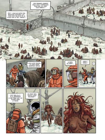 Page 2 la compagnie des glaces - cycle jdrien tome 7 - pietr