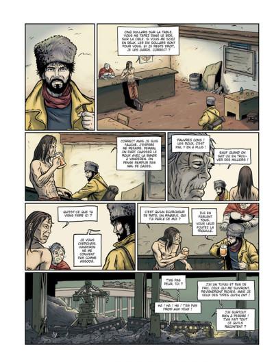 Page 3 la compagnie des glaces - cycle jdrien tome 7 - pietr