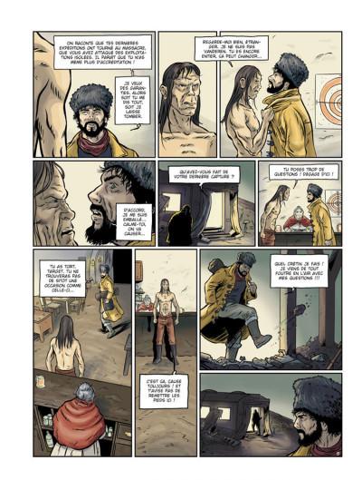 Page 5 la compagnie des glaces - cycle jdrien tome 7 - pietr
