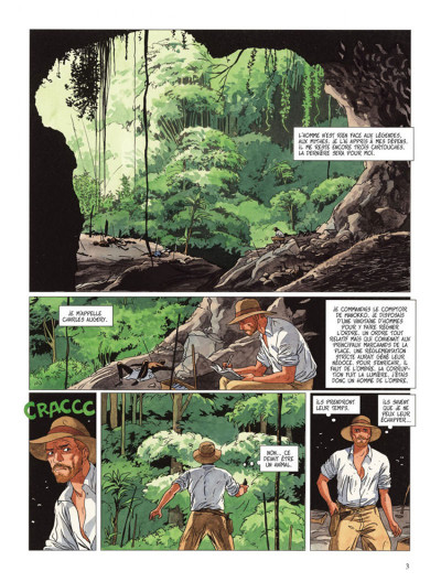 Page 1 djinn tome 5 - africa