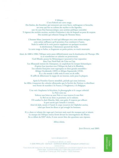 Page 2 djinn tome 5 - africa