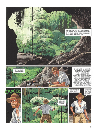 Page 3 djinn tome 5 - africa