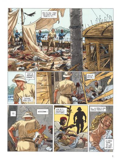 Page 5 djinn tome 5 - africa