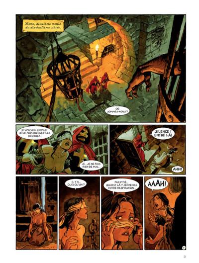 Page 1 le scorpion tome 6 - le trésor du temple