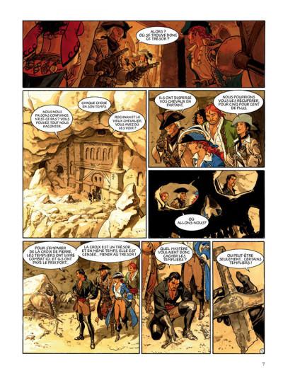 Page 5 le scorpion tome 6 - le trésor du temple