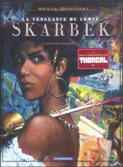 image de la vengeance du comte skarbek tome 2 - un coeur de bronze