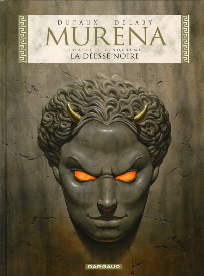 Couverture Murena tome 5