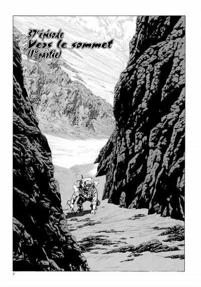 Page 4 le sommet des dieux tome 5 - broché