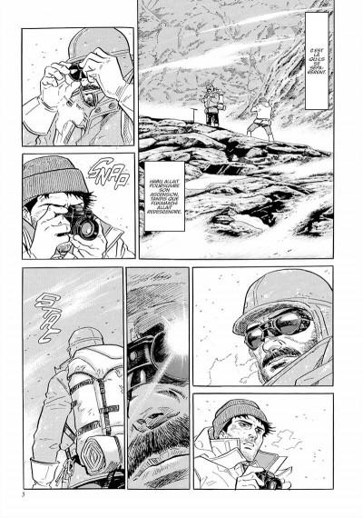Page 6 le sommet des dieux tome 5 - broché