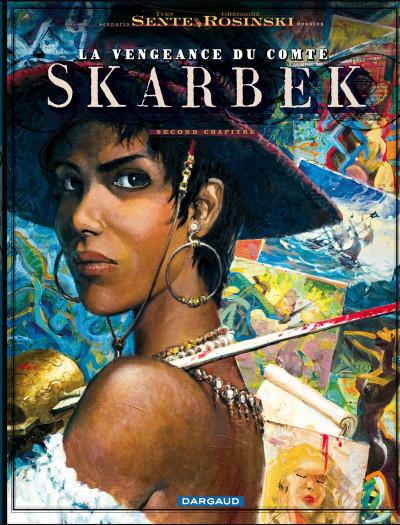 image de La vengeance du comte skarbek tome 2 - un coeur de bronze - portfolio
