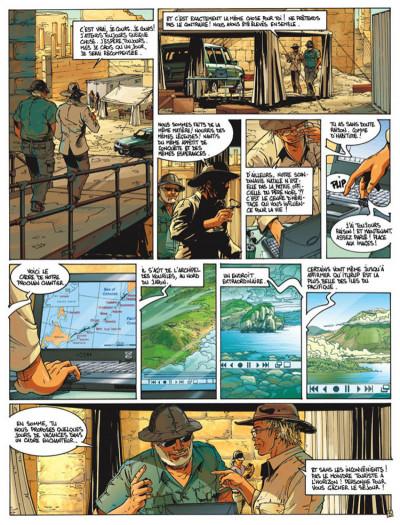 Page 5 imago mundi tome 7 - les orgues de simushir