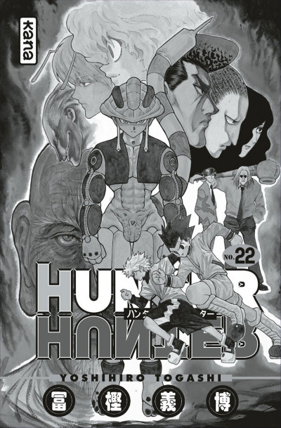 Page 3 hunter x hunter tome 22