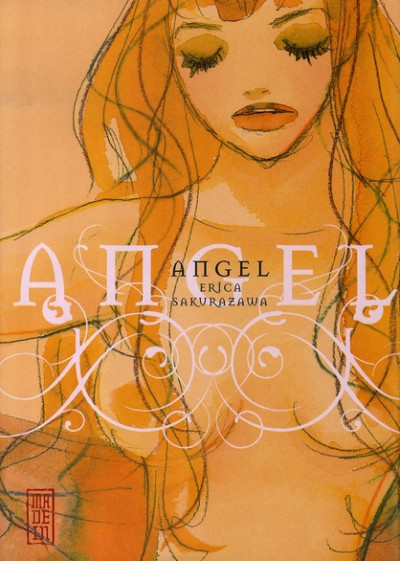 Couverture angel tome 1