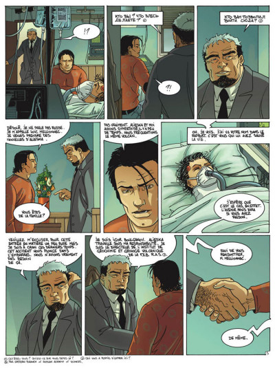 Page 3 imago mundi tome 8 - l' héritage jomon