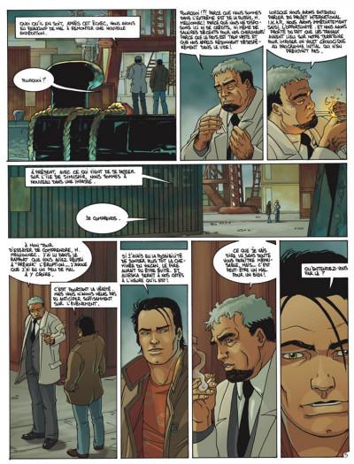 Page 5 imago mundi tome 8 - l' héritage jomon
