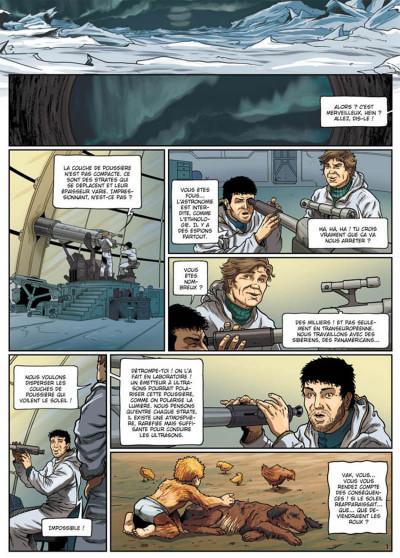 Page 1 la compagnie des glaces - cycle cabaret miki tome 2 - otage des glaces