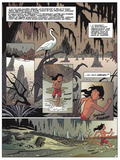 Page 1 poison ivy tome 1 - fleur de bayou