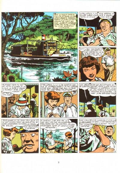 Page 1 Tiger Joe tome 2