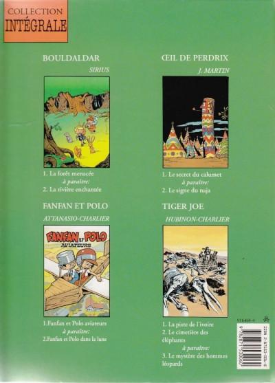 Couverture Tiger Joe tome 1 - Le cimetière des éléphants